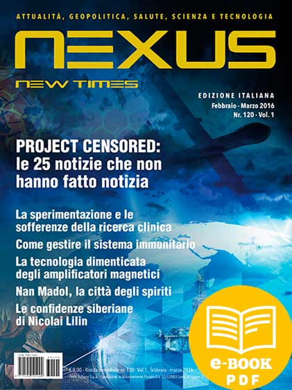 Nexus New Times nr. 120 - digitale - Nexus Edizioni