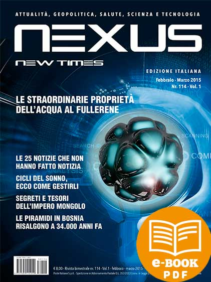 Nexus New Times nr. 114 - digitale - Nexus Edizioni