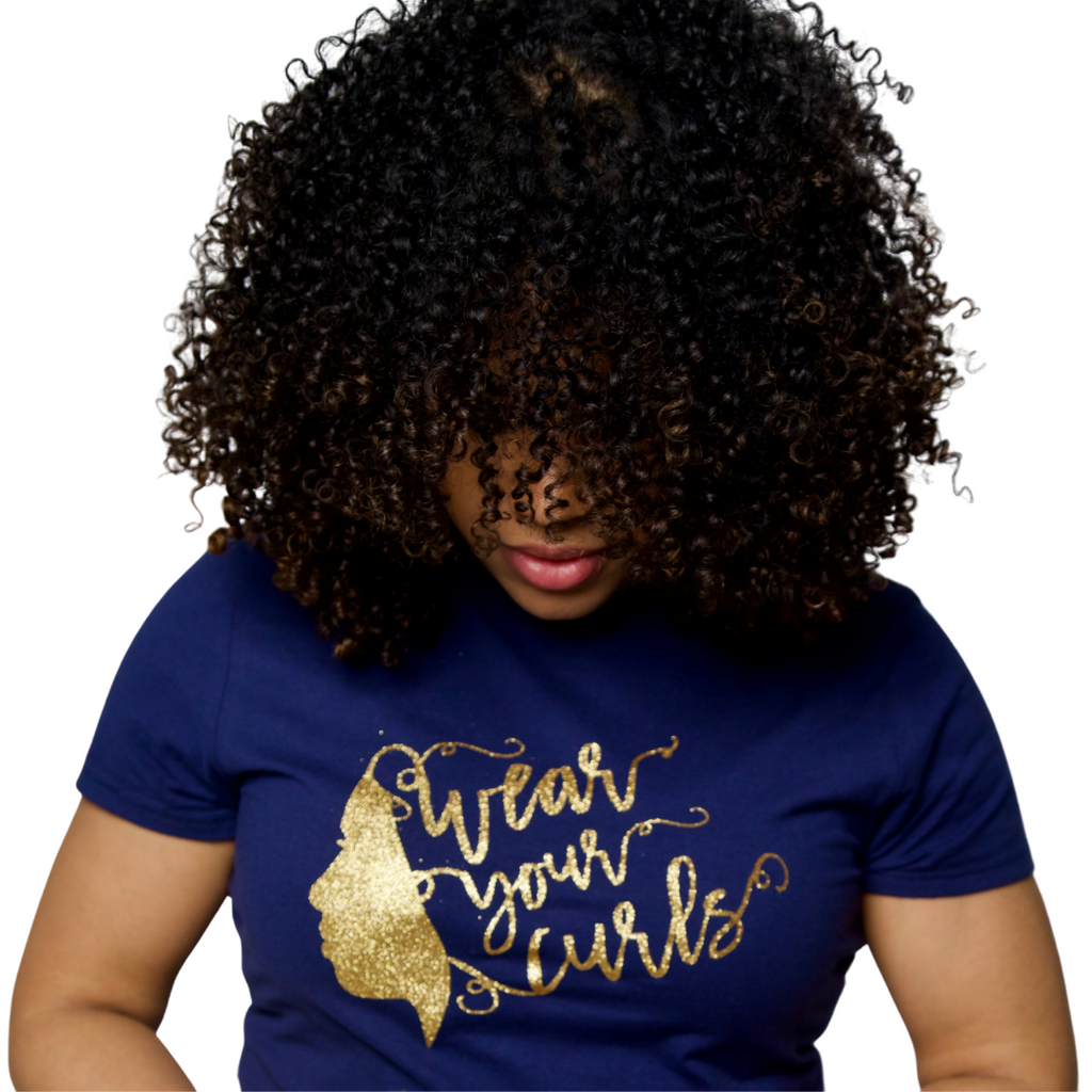 Special Edition Wear Your Curls T-shirt