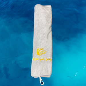WYC Microfiber Hair Towel