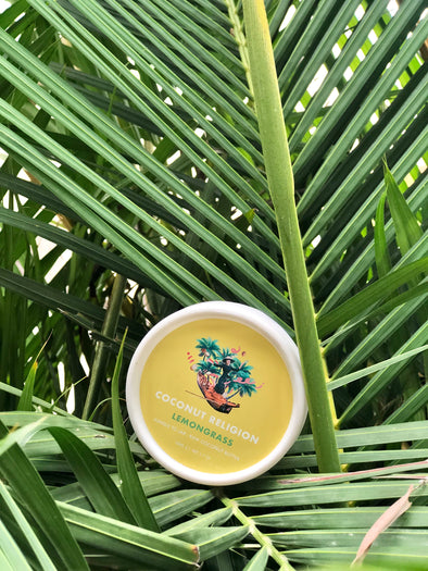 Jungle to Jar - Scented Coconut Butters 50ml