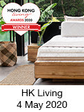 Okooko by EB received the Hong Kong Living award