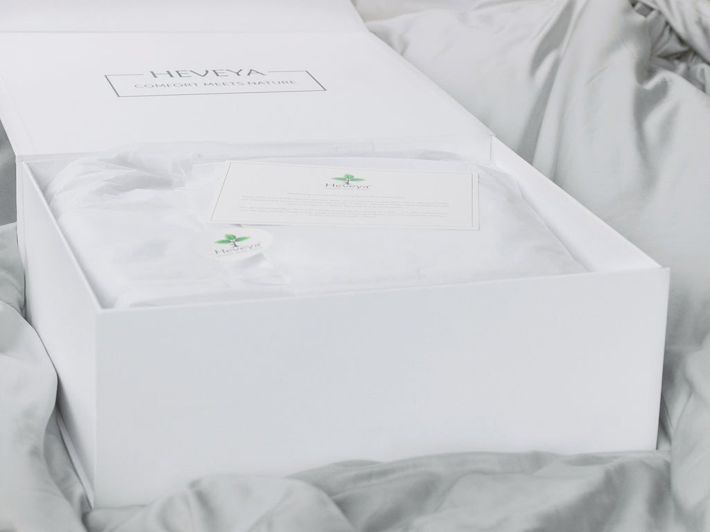 Heveya Bamboo Sheets Set
