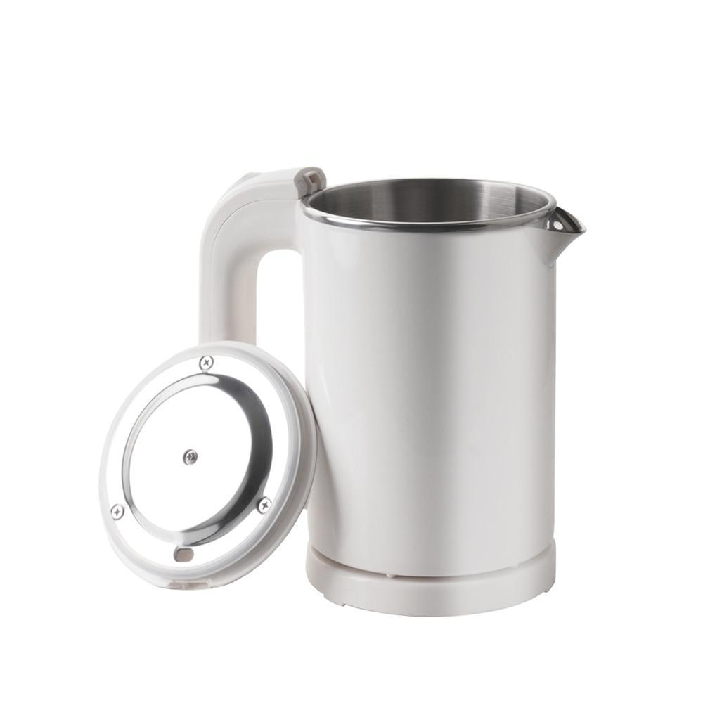 42ef923fc Travel Kettle Electric Water Heating Mini Stainless Steel Dual ...