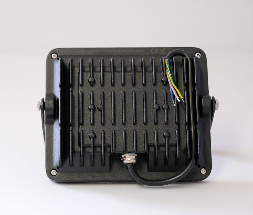 20W LED Floodlight from the Batteryworldshop.com