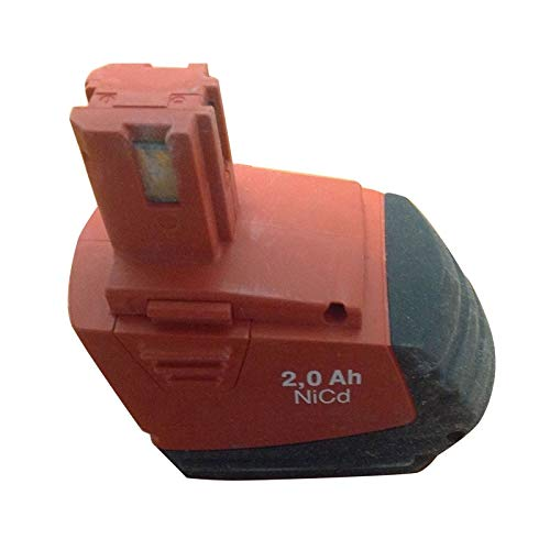 Hilti 15.6 Volt Ni-Cd/Ni-Mh Battery - Rebuild Service To 3Ah - Power Tool Rebuild
