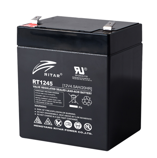 12 Volt 4.5Ah Sealed Lead Acid Battery