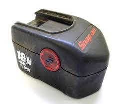 Snap On 18 Volt Nickel Cadmium Battery (Ni-Cd) - Rebuild Service To 3Ah - Power Tool Rebuild