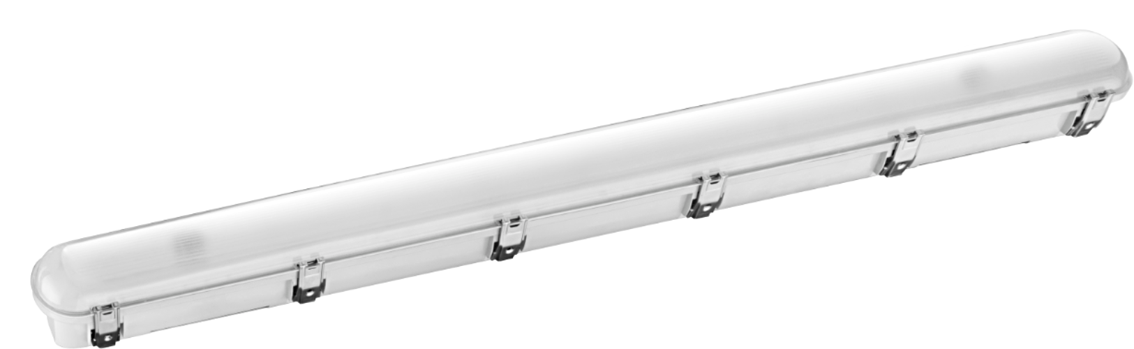 NEW-TRI-PROOF - 5 FT LED FITTING from the Batteryworldshop.com