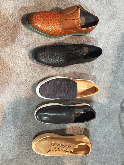 Three pairs of shoes every MAN should own