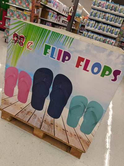 Why I'm Learning to Loathe Flip-Flops