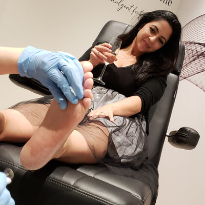 What is the difference between a pedicure and a medical pedicure?