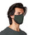 Form-Fitting Face Mask with Filter Pocket, Air Valve - LAND5CAPE Everyday Gear & Equipment