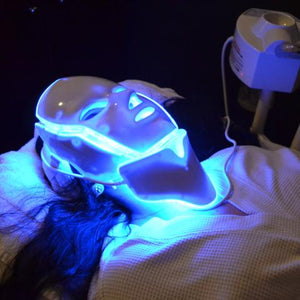 Glow Light Therapy Facial
