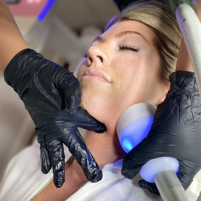 Cryo Face Lift Facial