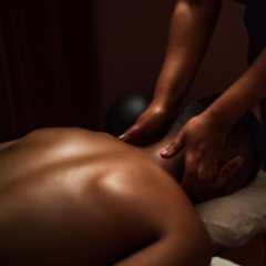 Holiday Bliss Couples Massage