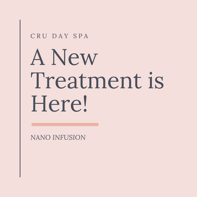 Nano Infusion Facial Model's Needed