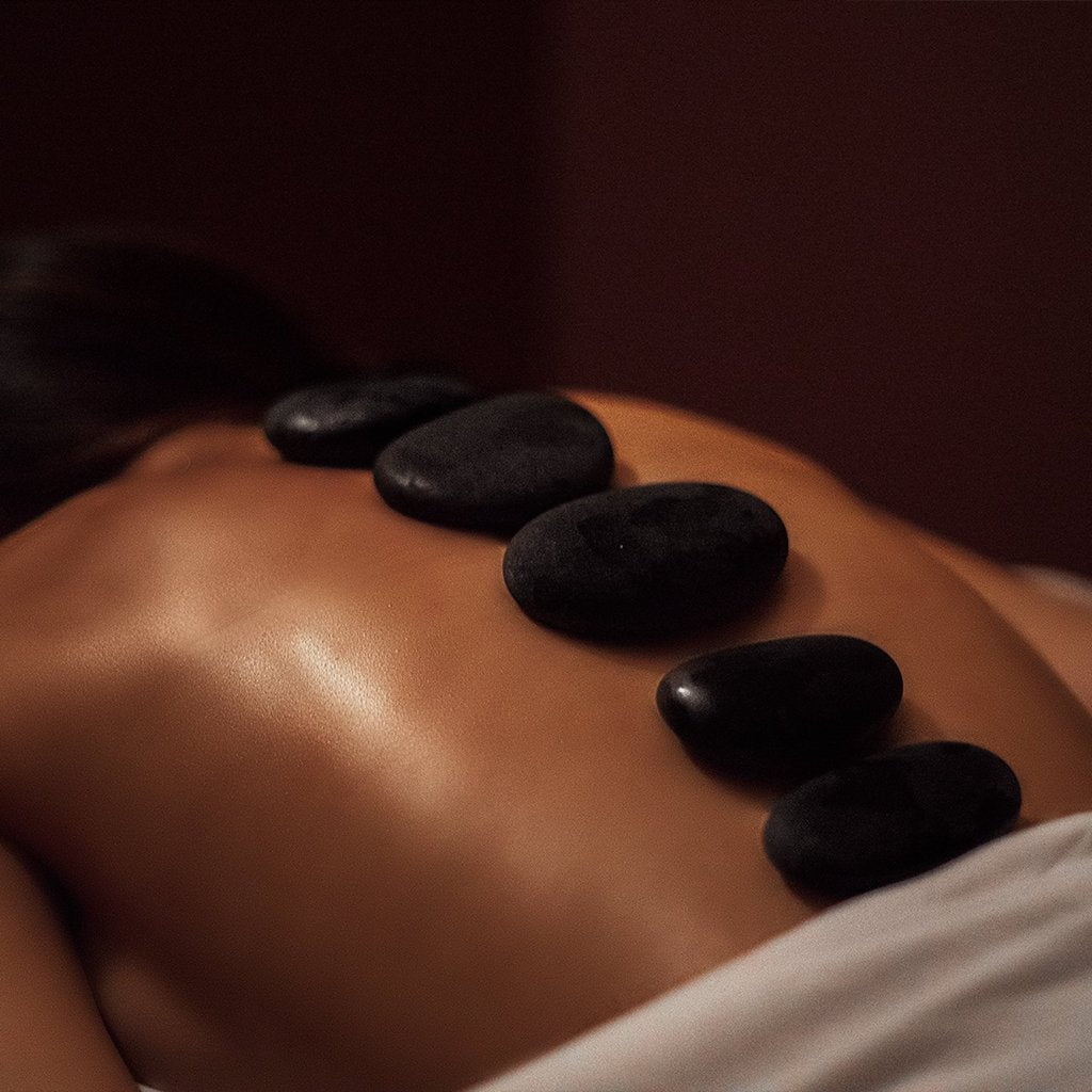 Heavenly Hot Stone Massage $30 Off