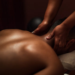 Heavenly Hot Stone Massage