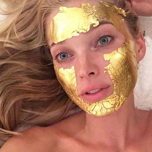 Dripping In Gold Facial