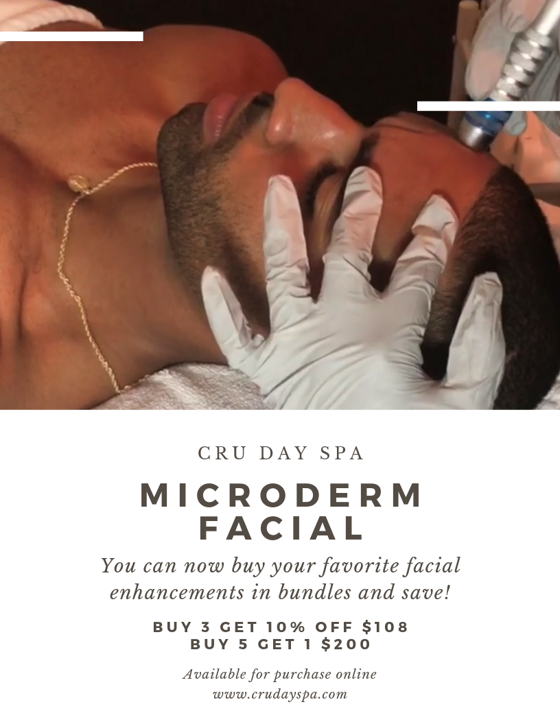 Microdermabrasion Enhancements Series