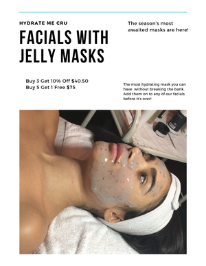 Jelly Mask Enhancements Series