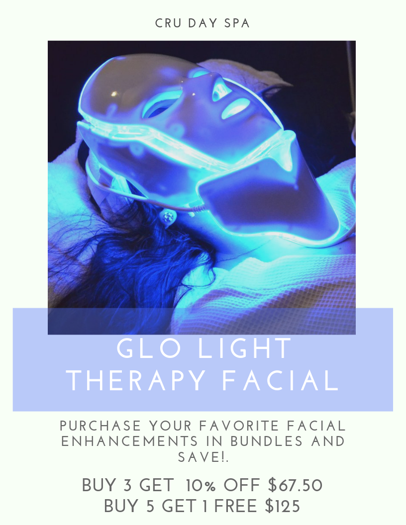 Glo Light Therapy Enhancements Series