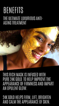 Dripping In Gold Facial | Oxygeno Facial