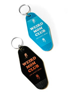 Weird Mom Club Hotel Keychain (2 colors available)