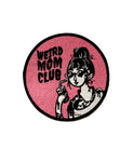 Weird Mom Club Patch, 3 inches and irons on