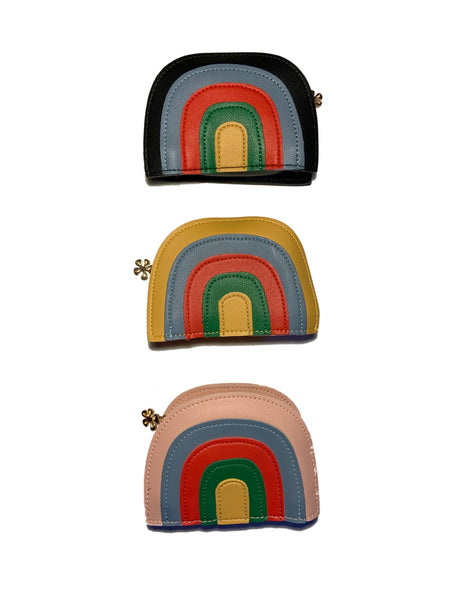 Children's Rainbow Purse / Adult Coin Purse