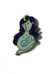 Moon Mama Hard Enamel Pin