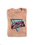 90s Weird Mother in peach - women's cut