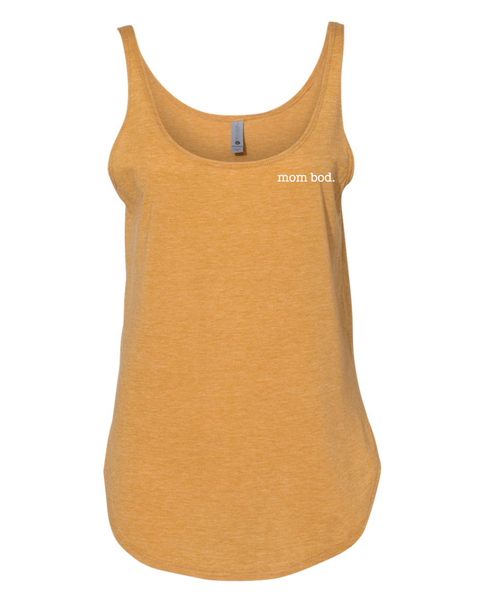 Mom Bod Festival Cut Tank (womens)