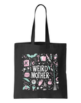 3-Color Weird Mother Special Halloween Design in on Tote