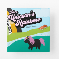 The Unicorn's Rainbow Board Book