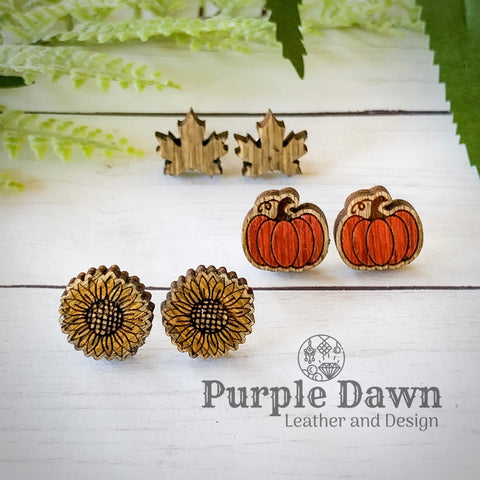 Fall Earring Collection