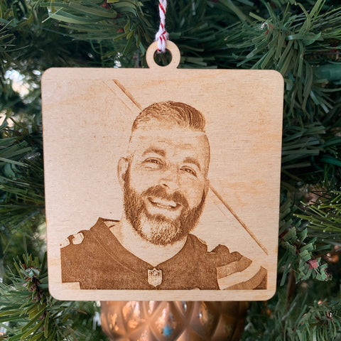 Special Edition - Frank Miller Ornament
