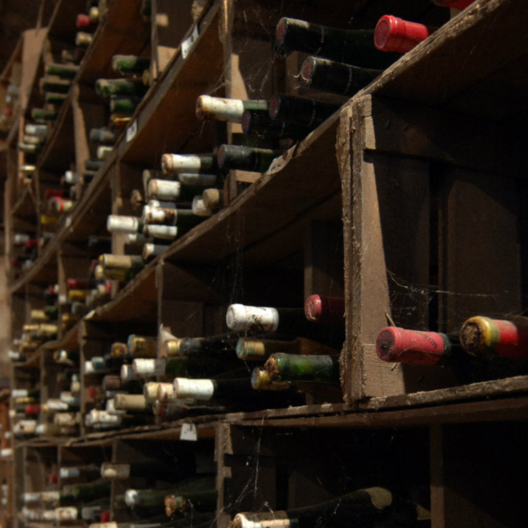 The Mount Pleasant Guide To Cellaring Wines