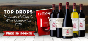 The Results Are In! Mount Pleasant Receives Exceptional Reviews In The Halliday Wine Companion 2016