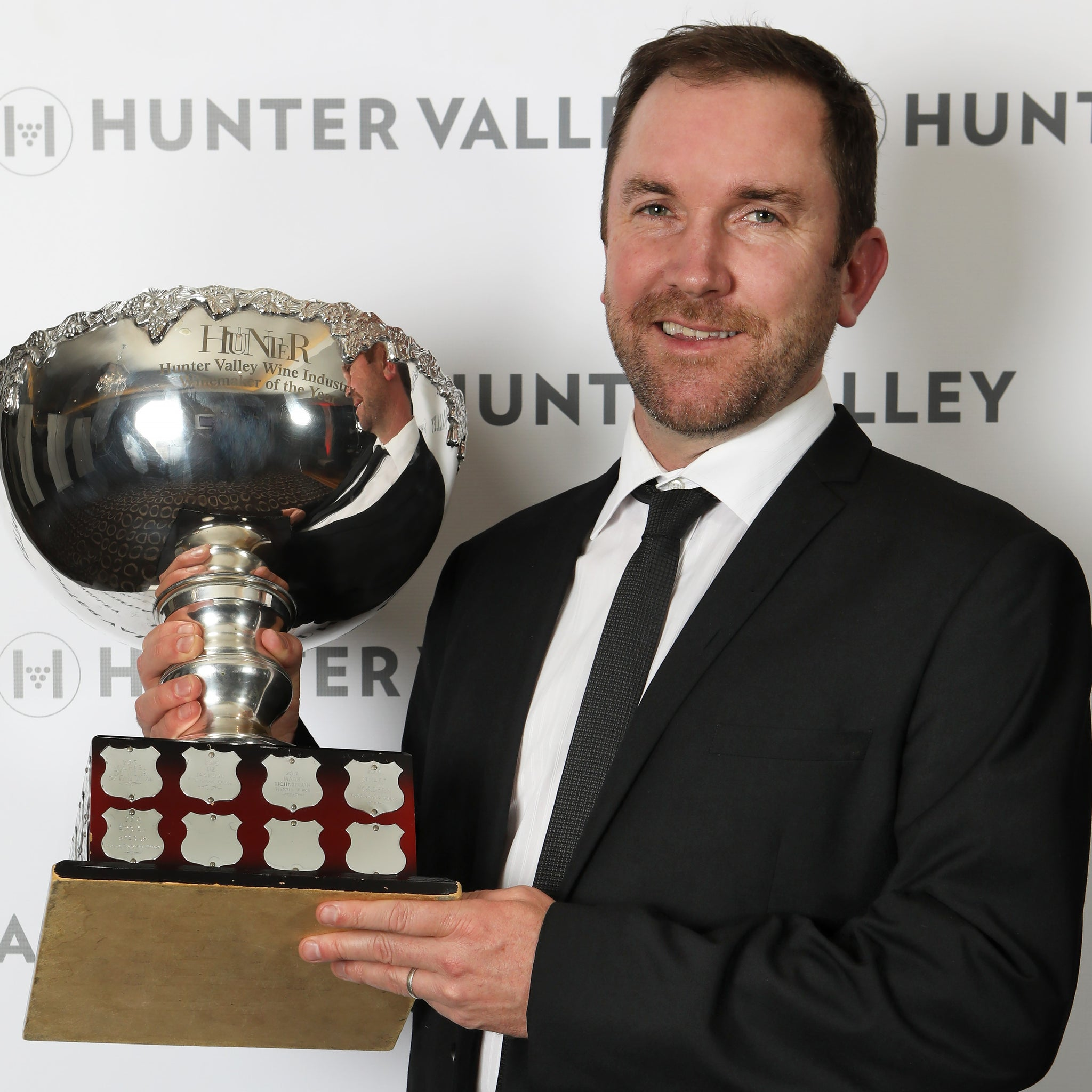 Chief Winemaker Adrian Sparks named 2019 Hunter Valley Winemaker of the Year