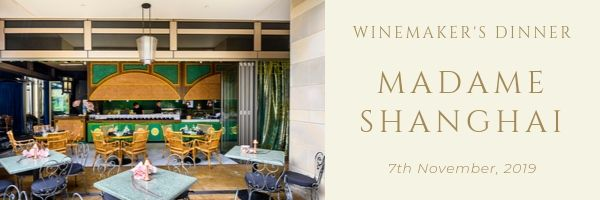 November Winemaker's Dinner - Madame Shanghai