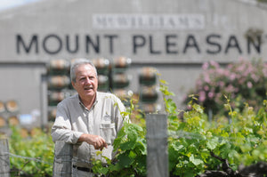 Retirement Of Hunter Valley Legend Phil Ryan As Chief Winemaker