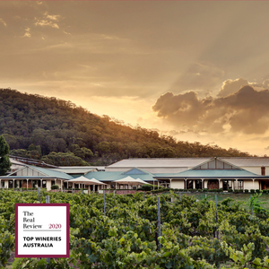 Mount Pleasant named as one of the Top 3 Wineries of Australia