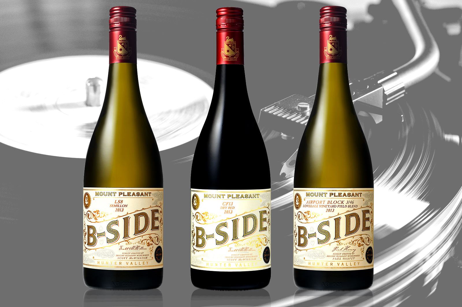 Launch Of The B-Side Range