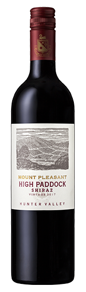 2017 High Paddock Shiraz