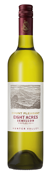2018 Eight Acres Semillon