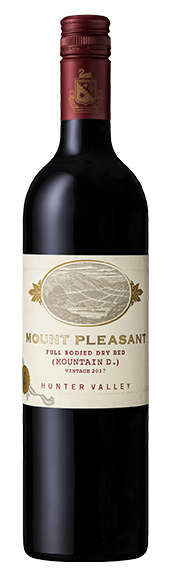 Mountain D Full Bodied Dry Red 2017