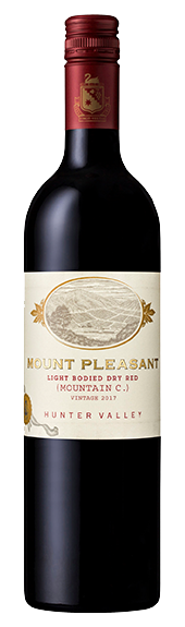 Mountain C Light Bodied Dry Red 2016