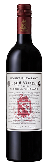 2017 1965 Vines Rosehill Shiraz